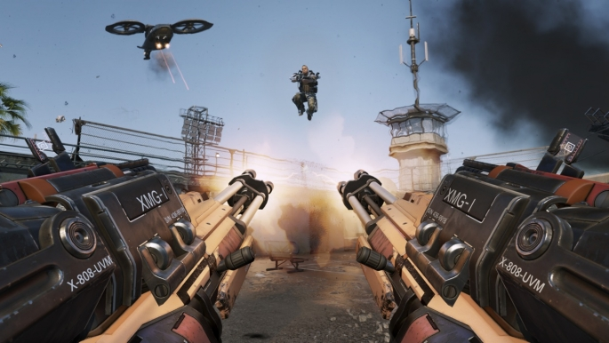 Modo zumbi de Call of Duty Advanced Warfare-03NOVEMBRO2014