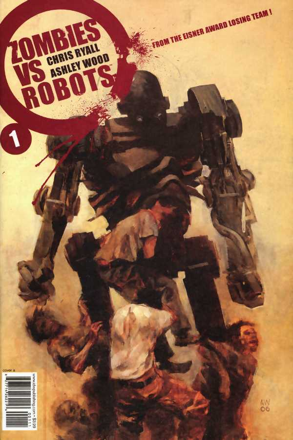 Zombies vs Robot-HQ-00