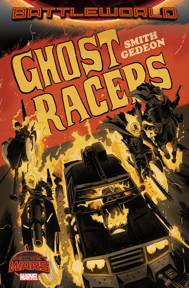 Marvel Comics-Ghost Racers-00