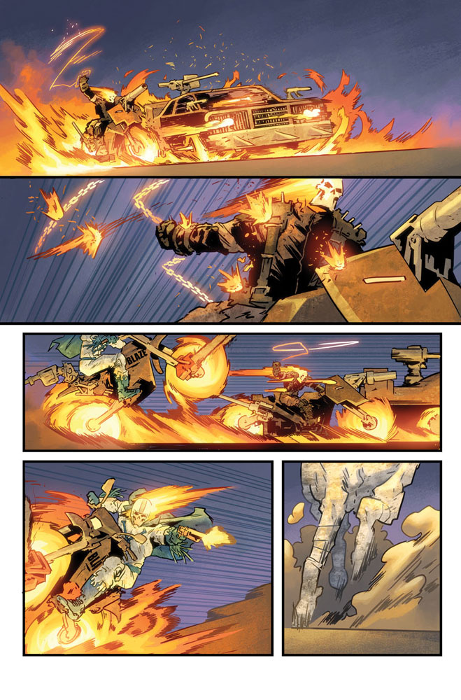 Marvel Comics-Ghost Racers-01