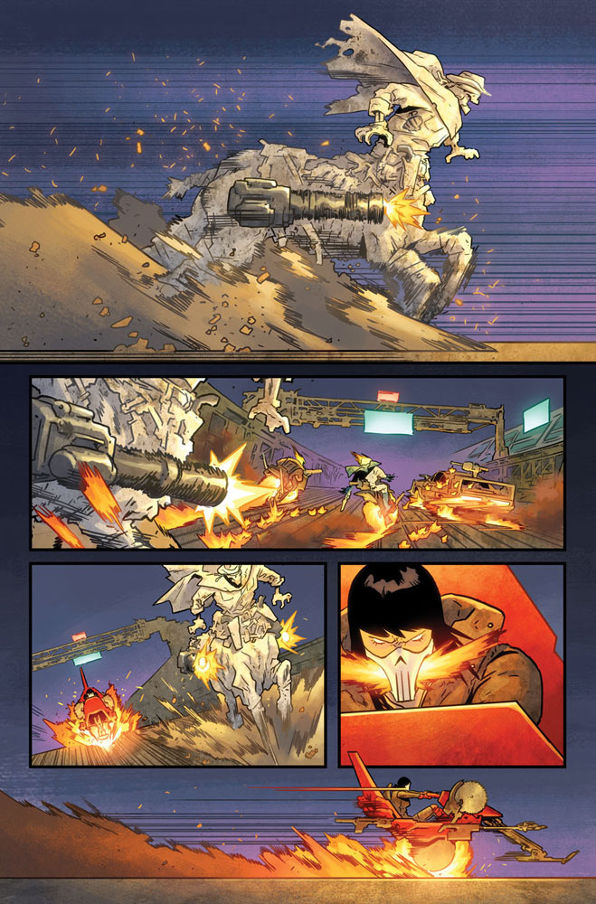 Marvel Comics-Ghost Racers-02