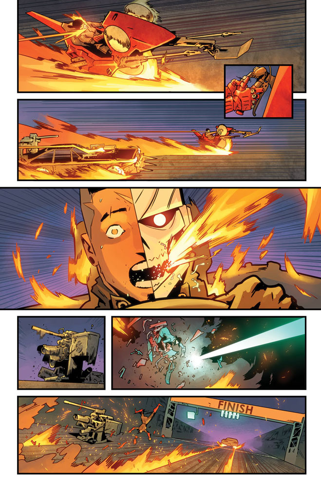 Marvel Comics-Ghost Racers-03