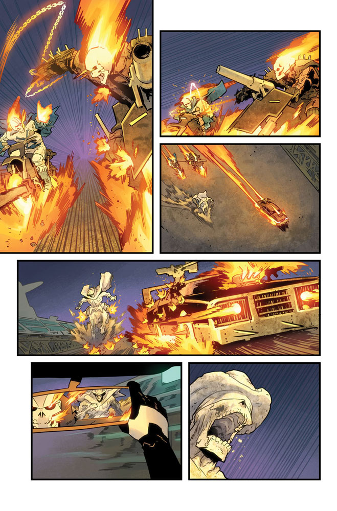 Marvel Comics-Ghost Racers-05