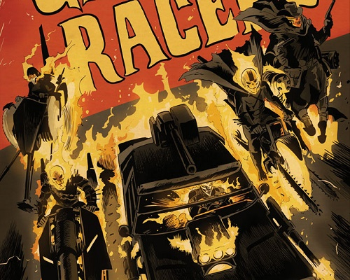 Marvel Comics-Ghost Racers