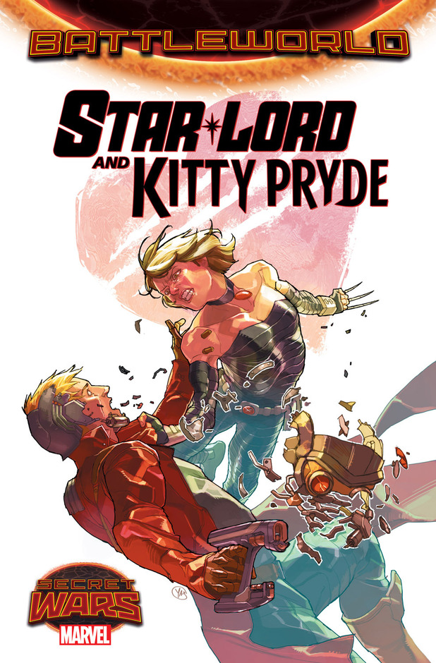 Star-Lord and Kitty Pryde-00