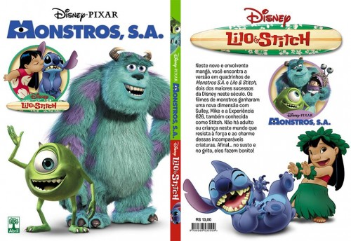 Monstros S.A. e Lilo & Stitch