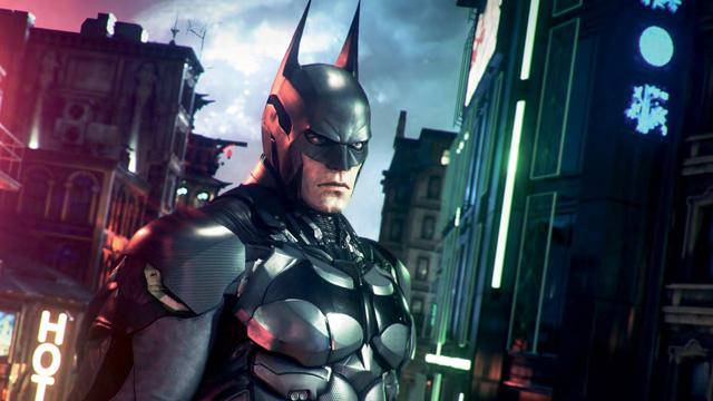 Batman Arkham Knight-Patch PC