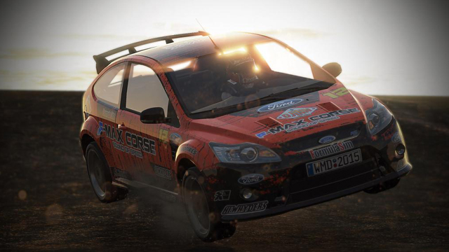 Project CARS-Financiamento