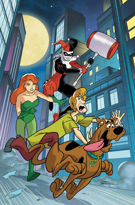 Scooby-Doo Team-Up #12-01
