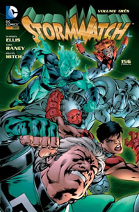 Stormwatch-Panini Comics