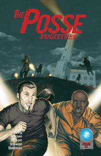 Beyond Time Comics-The Posse