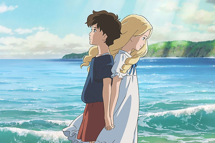 WHEN MARNIE WAS THERE-no Brasil