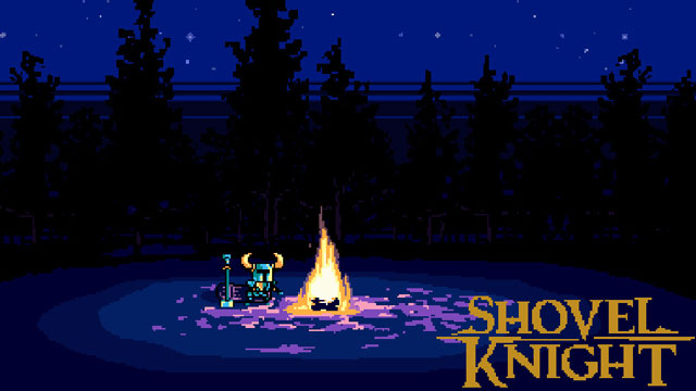 Xbox One-Shovel Knight