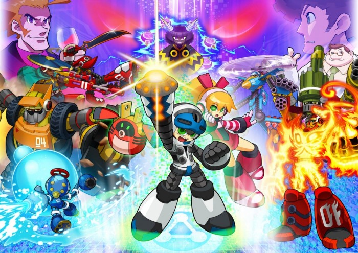 MIGHTY NO. 9-Trailer modos de jogo
