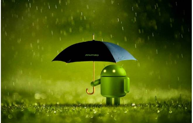 Falha no Linux-Android