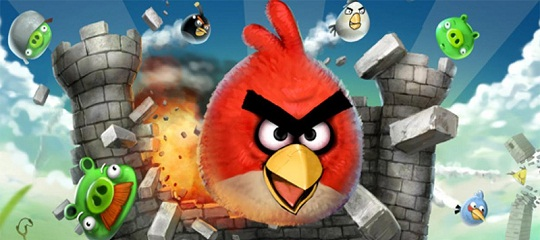 Angry Birds-Official Poster Banner (1)