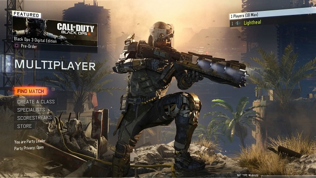 Call of Duty Black Ops III-Steam