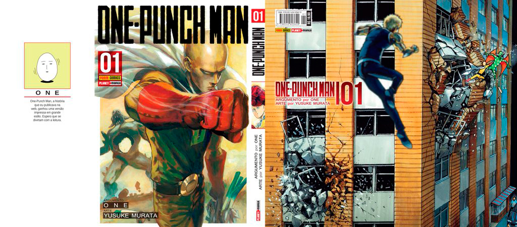 Panini Comics-One Punch Man-1