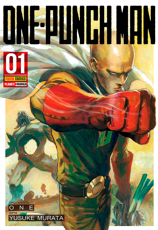 Panini Comics-One Punch Man