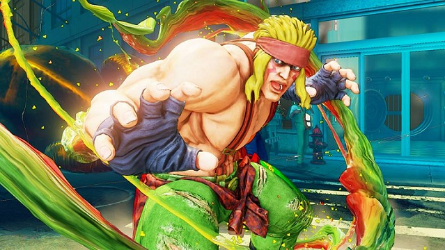 Street Fighter 5-Alex (1)