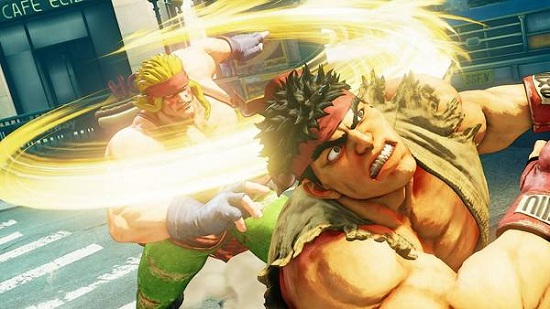 Street Fighter 5-Alex (2)