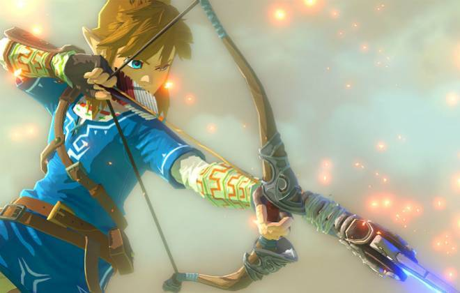 Adiamento novo game de Legend of Zelda