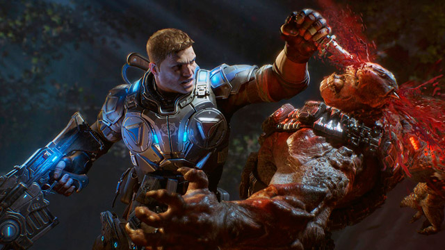 Gears of War 4-multiplayer