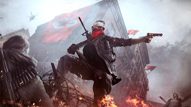 Homefront The Revolution-Easter Egg