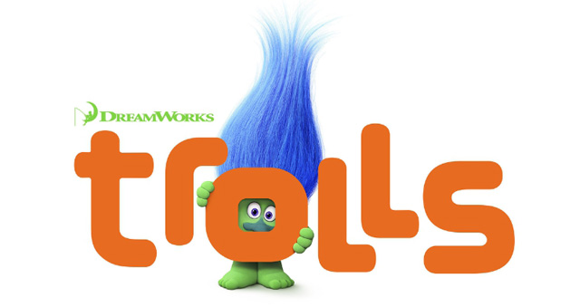 Trolls-DreamWorks Animation