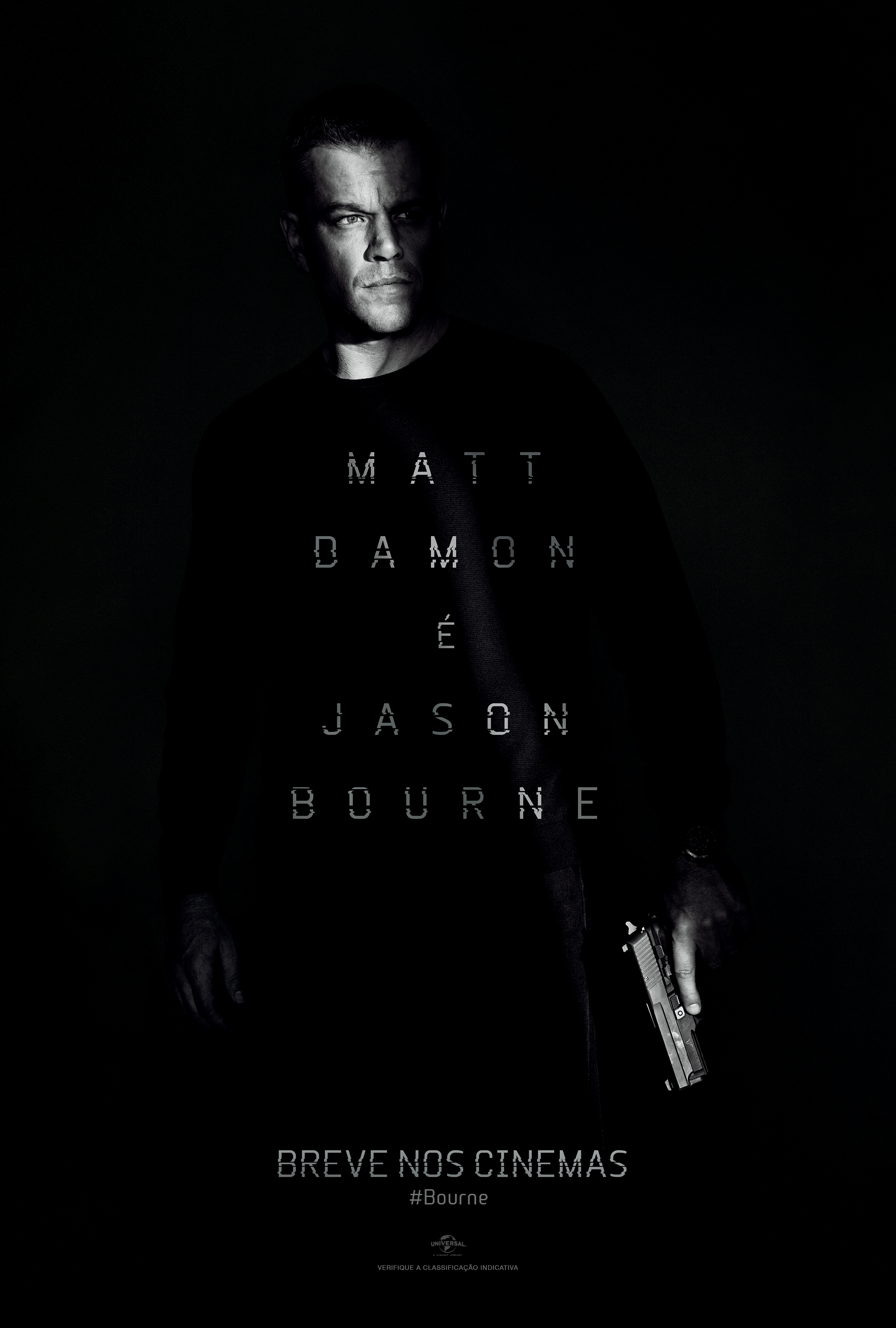 Jason Bourne-Brazil
