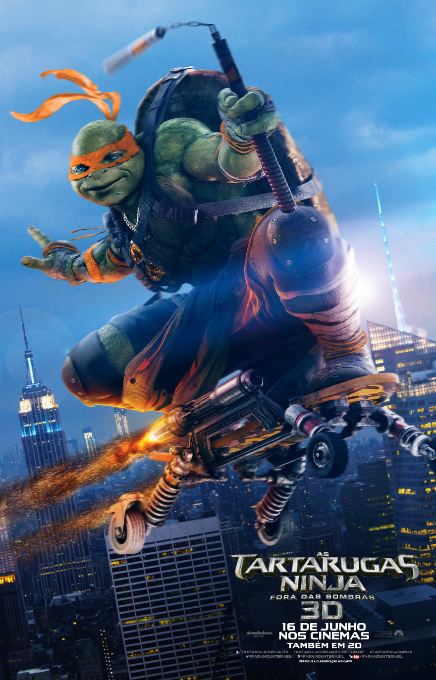 Teenage Mutant Ninja Turtles Out of the Shadows (4)