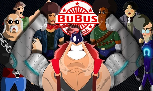Bubus Steel Punch-crowdfunding