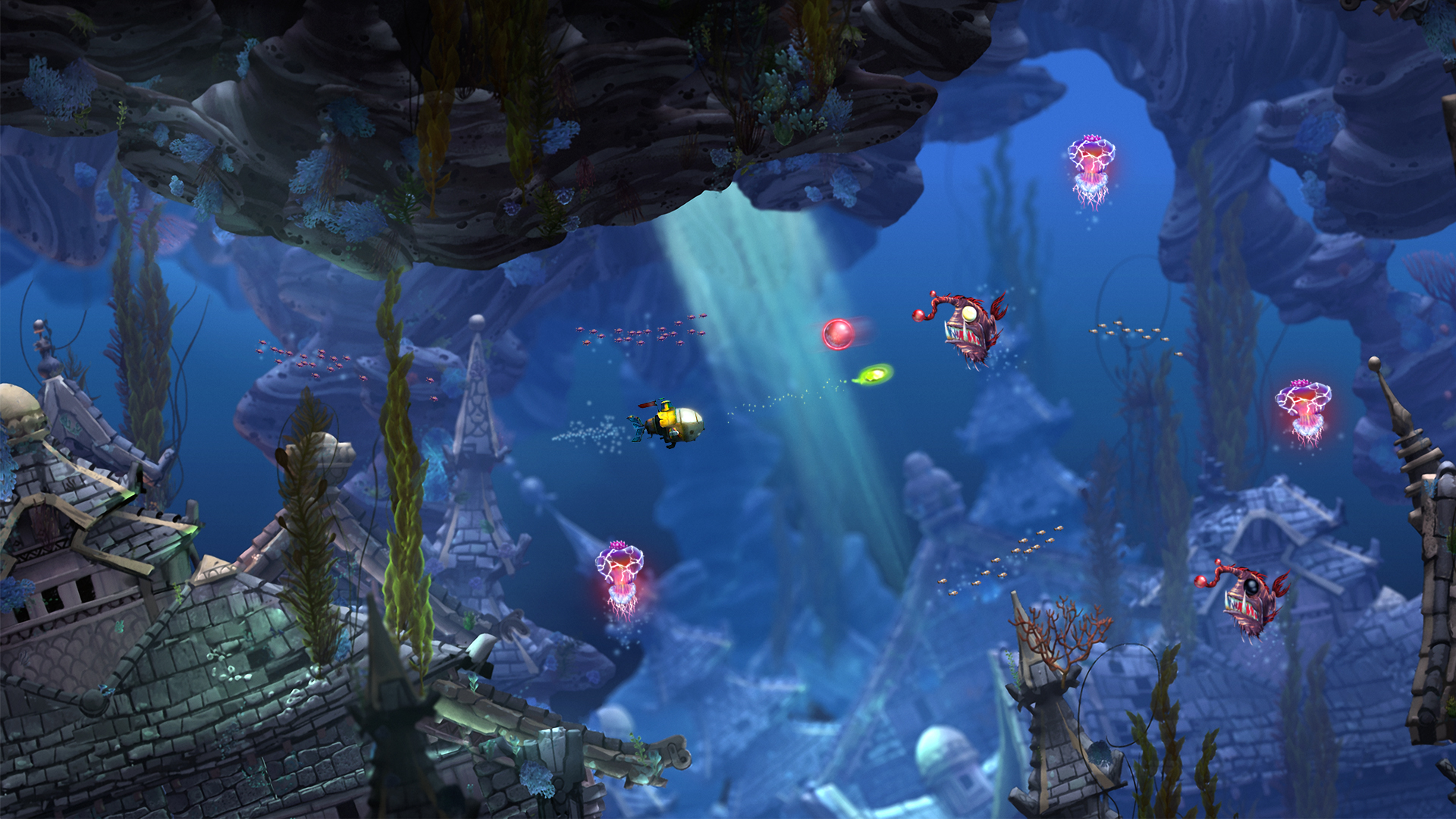 Song of the Deep - Gameplay Footage