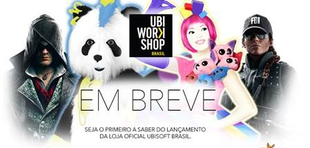 Ubisoft-e-commerce oficial