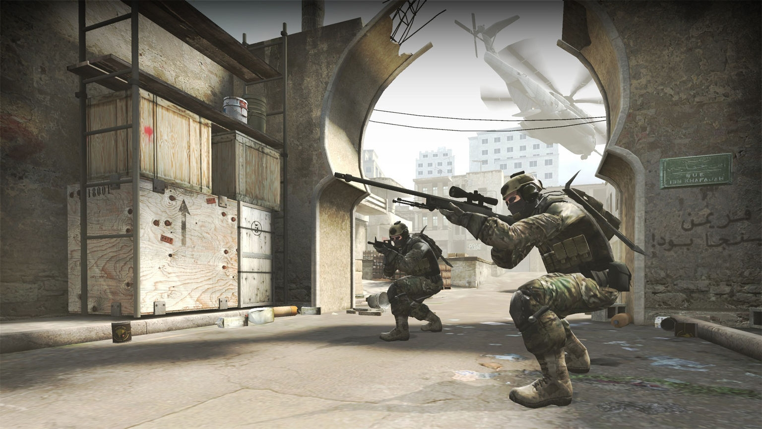 BGS 2016-Counter Strike Global Offensive